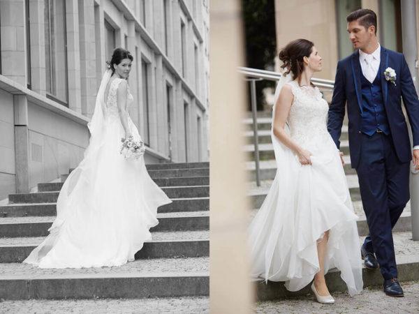 Brautpaarshooting im Hofgarten