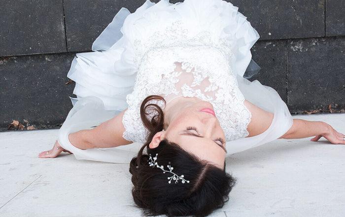 Brautshooting im Hofgarten - JHeuser Hochzeitsfotograf München