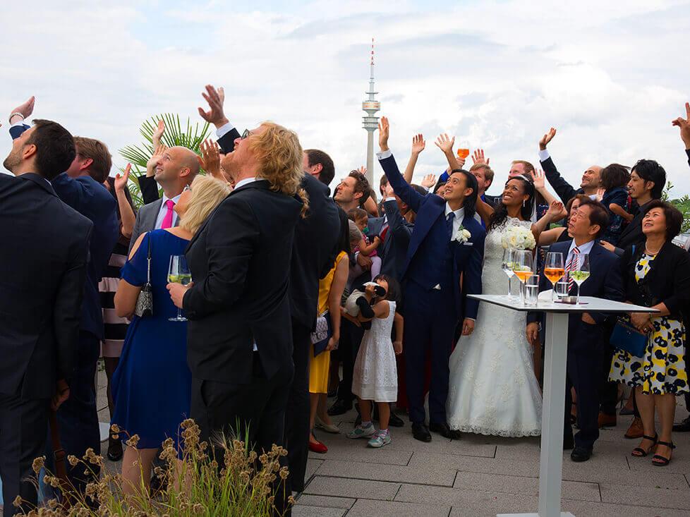 International Wedding - JHeuser Hochzeitsfotograf München